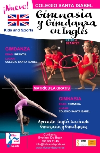 Santa Isabel Kids and Sports gimnasia y gimdanza